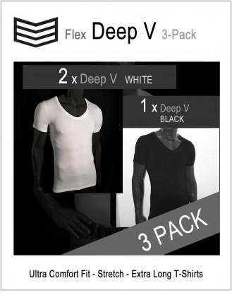 Flex Deep V 3-Pack