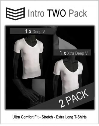 Intro TWO Pack - Deep V & Xtra Deep V
